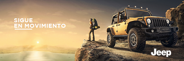 Sitio Oficial Jeep® Ecuador - All New Wrangler